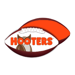 HR Hooters Football Thumbnail
