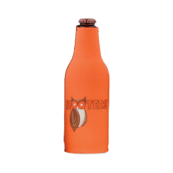 HR Hooters Bottle Koozie - Orange Thumbnail