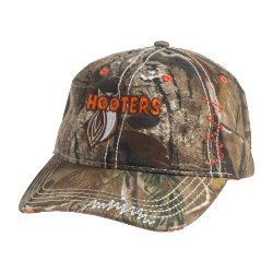 HR Realtree Camo Stitch Cap Thumbnail