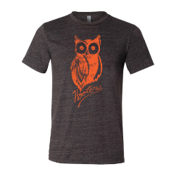 HR Sketched Hootie T-Shirt Thumbnail