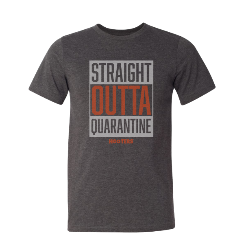 Straight Outta Quarantine Tee Thumbnail