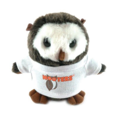HR Plush Hootie