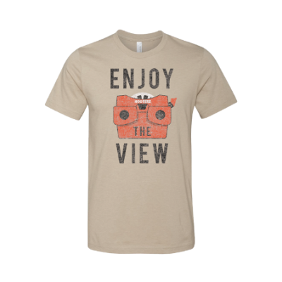 HR Enjoy the View Tee