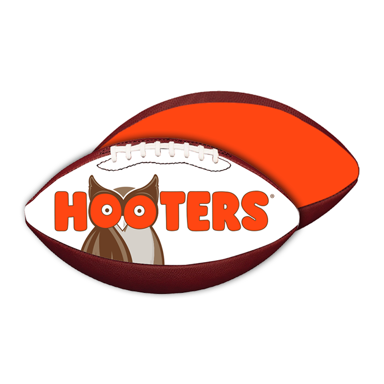 HR Hooters Football