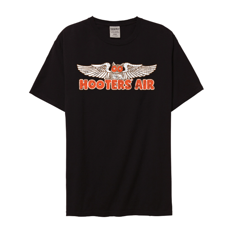 HR Vintage Hooters Air T-shirt