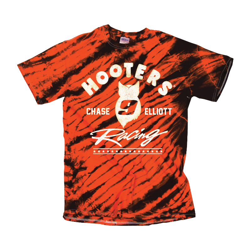 HR Chase Elliott Tiger Stripe Tee